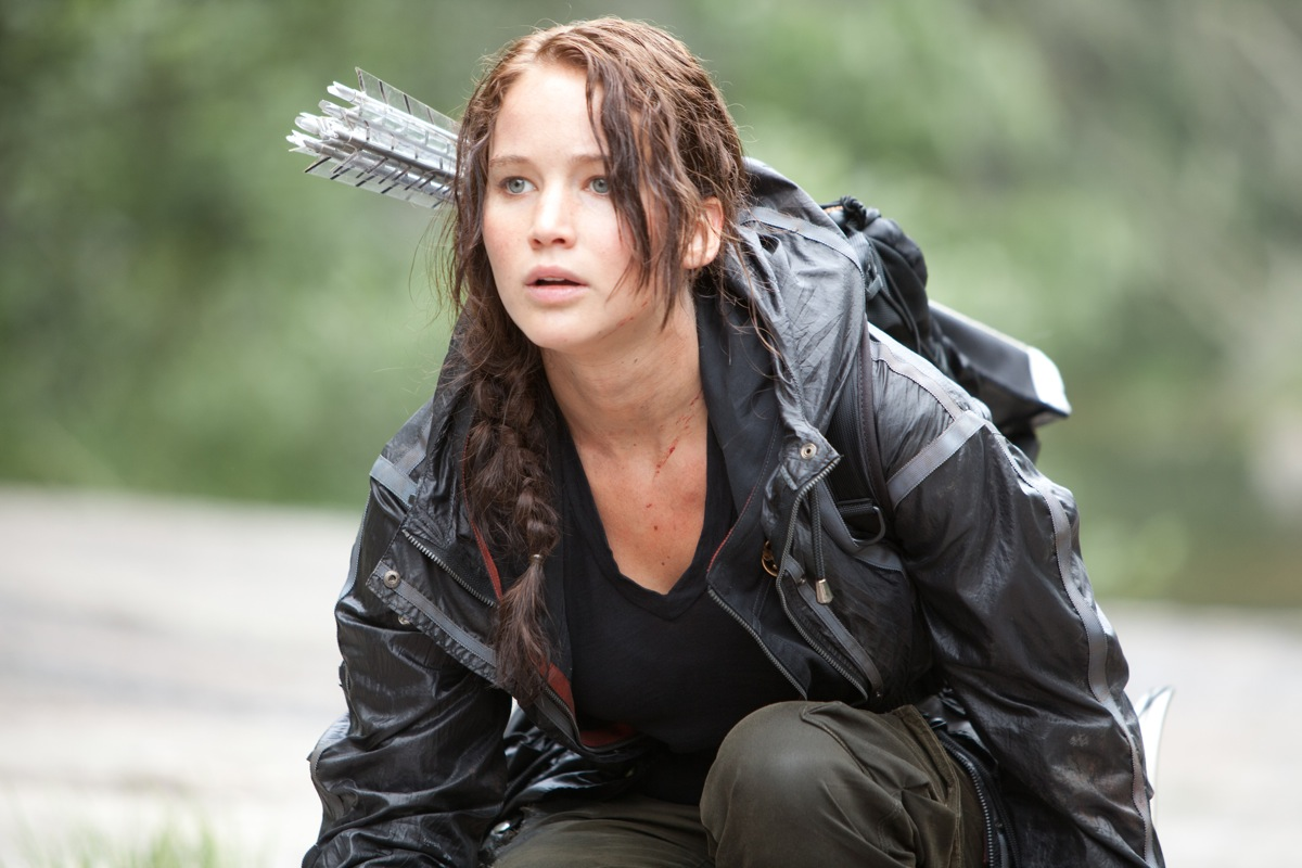 Jennifer Lawrence wallpapers - jennifer lawrence in hunger games wallpapers