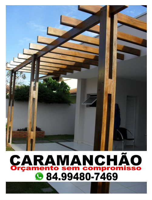 FAÇA SEU CARAMANCHÃO CONOSCO