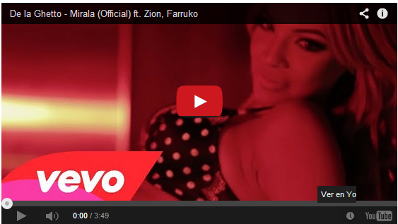 Musica de Mirala (Official) De la Ghetto -  ft. Zion, Farruko