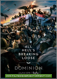 Dominion 2ª Temporada Torrent (2015)