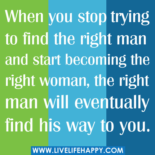 Waiting On Mr Right Quotes Desperate women quotes women