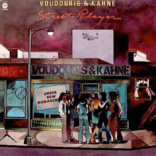 Voudouris & Kahne - Street Player (1976)