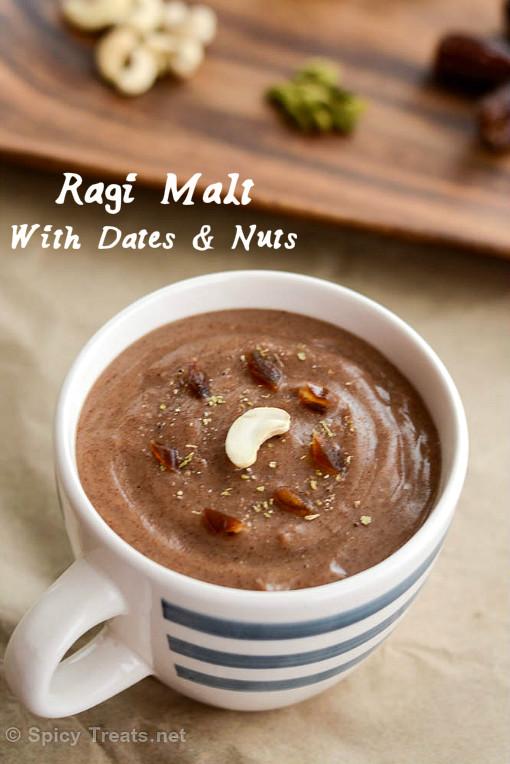 Ragi Sweet Porridge