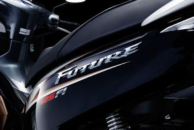 Honda Future 2012 - Tem 3D