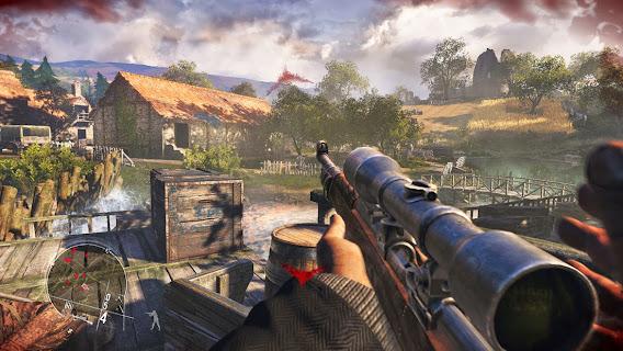 Enemy Front ScreenShot 01