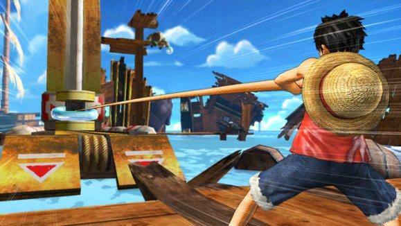 One Piece Romance Dawn - Game 3D nhẹ mà hay