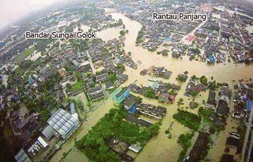 Banjir Buruk Di Kelantan Disember 2014