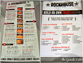 ROCKHOUSE (Las Vegas, NV) on The Episodic Eater