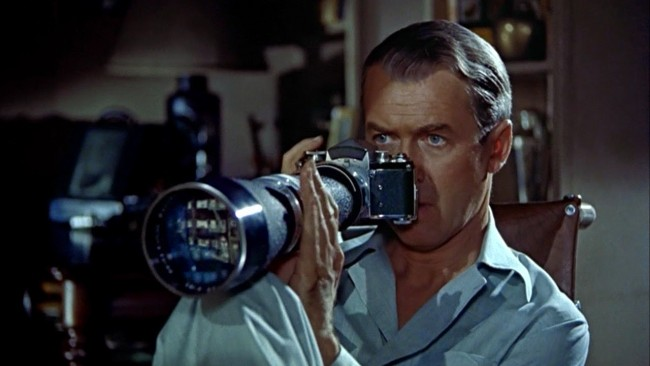 Hátsó ablak / Rear Window [1954]