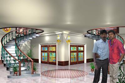 ilaya thalapathi vijay with c robin wallpapers
