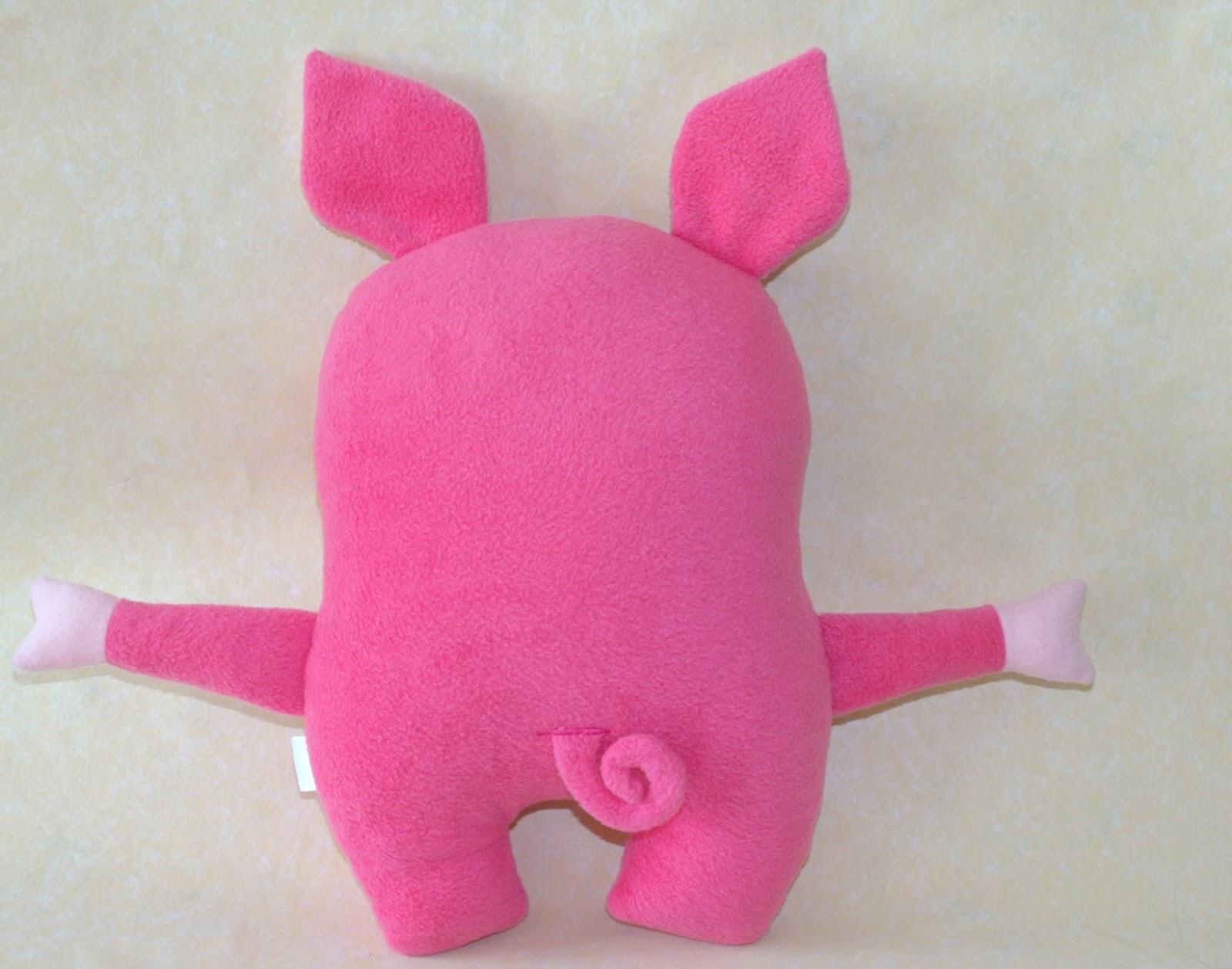 Игрушка свинка Пеппа своими 91