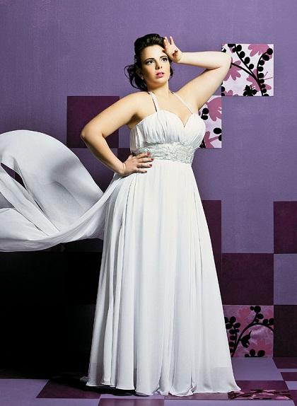 Gordinhas Lindas » Dicas de vestidos de festa para gordinhas