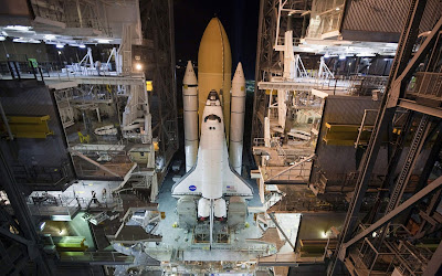 USA Space Rocket 2012 Wallpapers