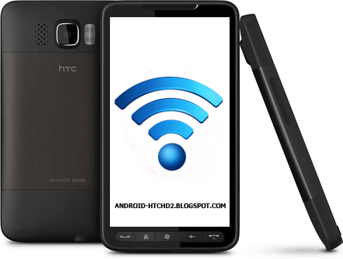 Turns your Android HTC HD2 phone into a free WiFi Hotspot ...