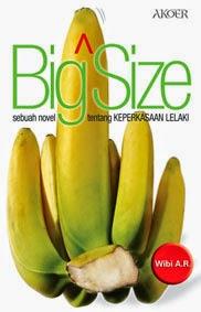 Novel Big Size ( Komedi )