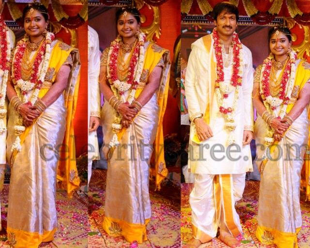 South Indian Actors Family Photos South Indian Actor Gopichand