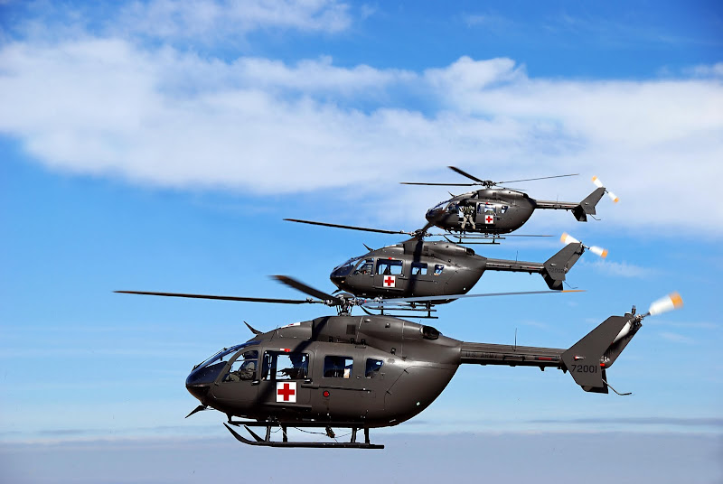 UH-72A Lakota Light Utility Helicopters