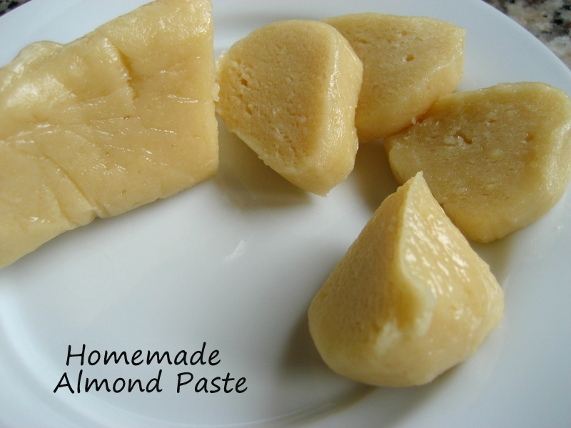 Almond Cookies With Almond Paste Almond Paste Can be Easily