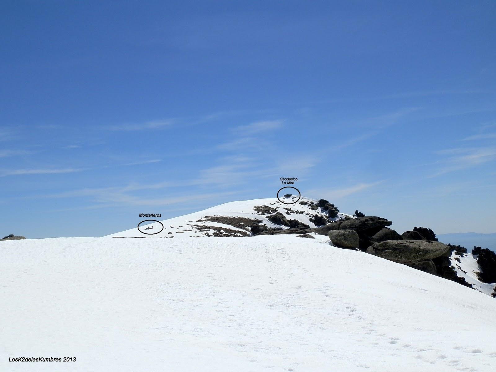 El Pico La Mira