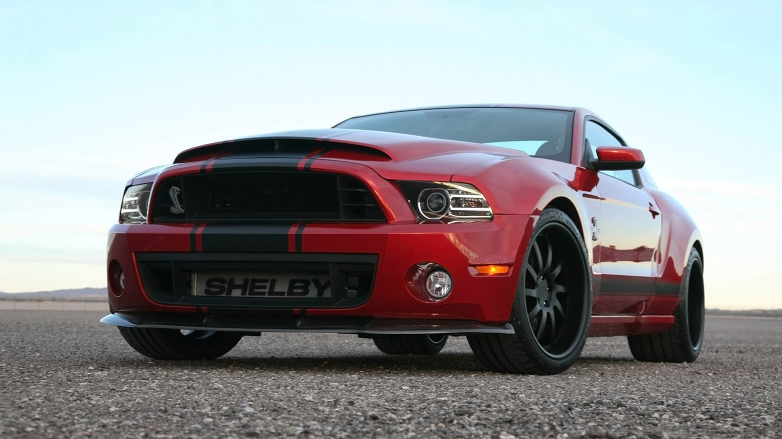 2014 Shelby Ford Mustang GT500 Super Snake 850 hp