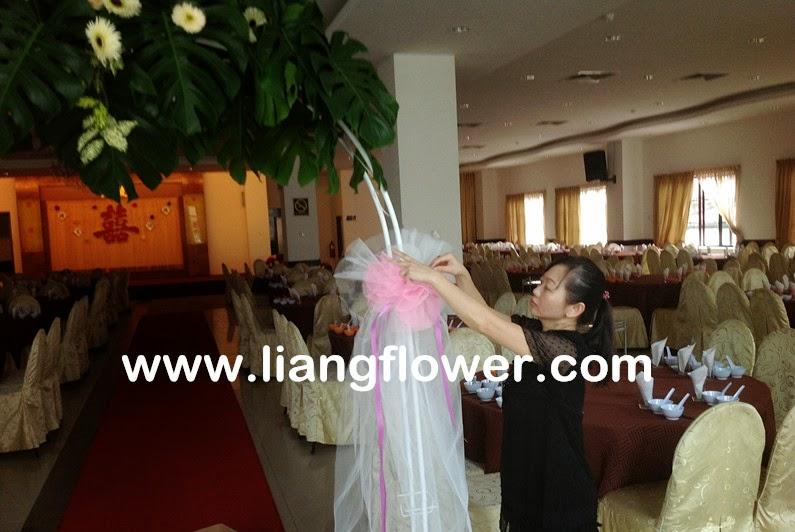 Liang flower collection home deco florist in kampar perak wedding event decoration junglespirit Images
