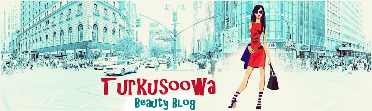 Turkusoowa Beauty Blog