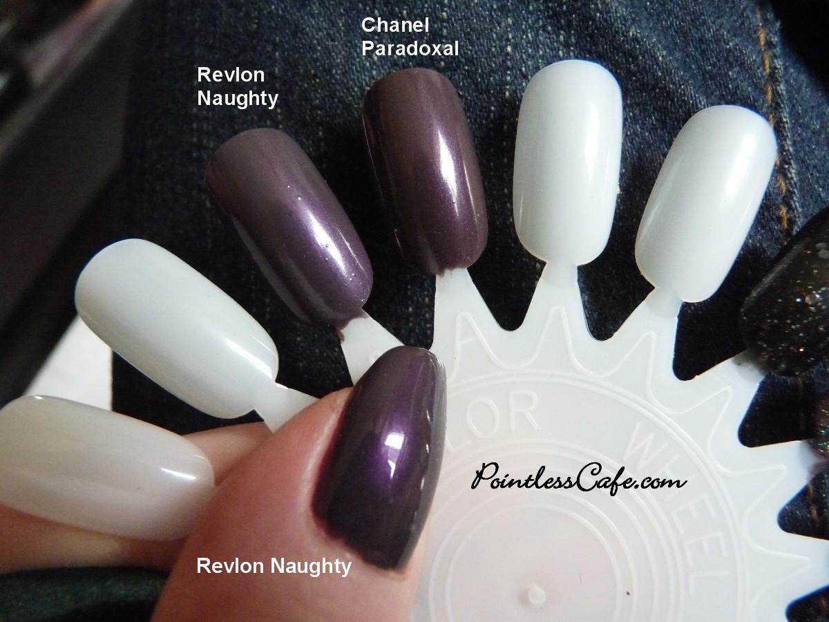 Revlon Foxy, Smouldering, Naughty & Scandalous Swatches Plus Chanel ...