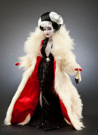 Disney Sisters Villains Designer Collection Dolls