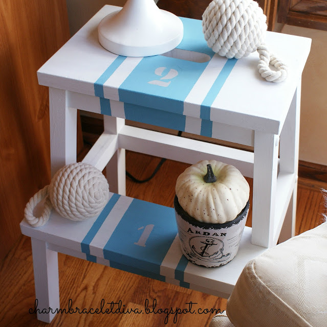 Our Hopeful Home My One And Only Ikea Hack Bekvam Step Stool