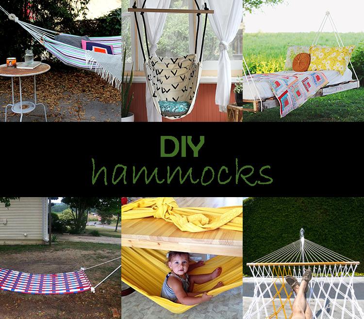 DIY Monday # Hammocks
