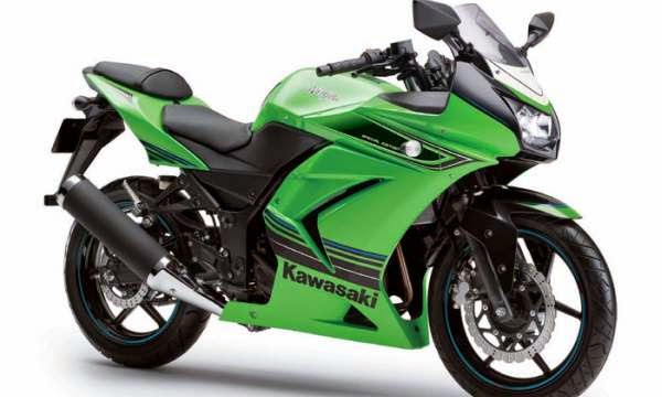 Daftar Harga Motor Kawasaki Terbaru 2014
