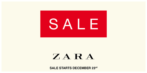 early christmas clearance sales dec 23rd zara and nordstrom rack. Black Bedroom Furniture Sets. Home Design Ideas