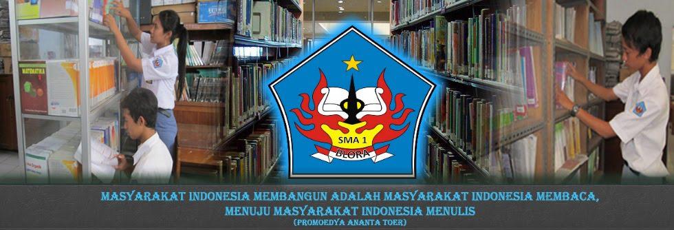 Perpustakaan SMAN 1 Blora