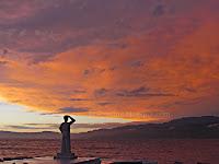 Suton nakon nevere, Postira slike otok Brač Online