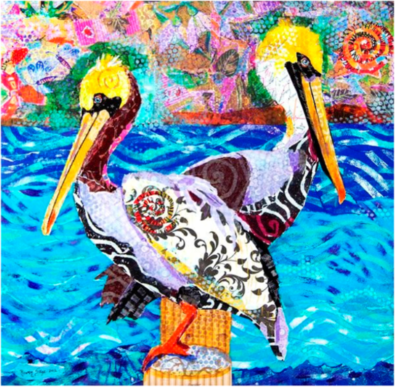 Art & Frame of Sarasota: Collage Workshop