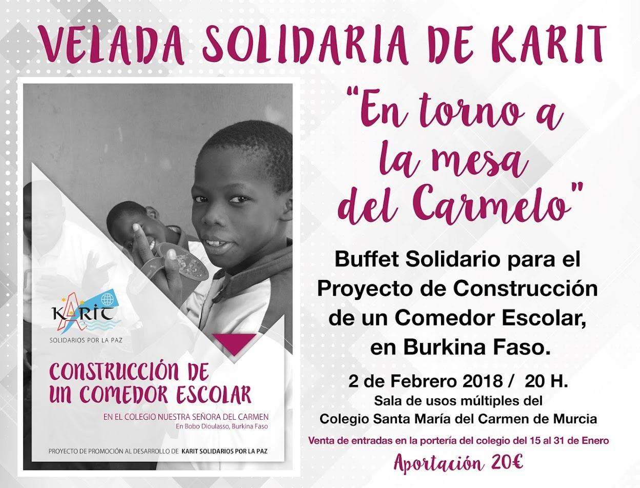 Velada Solidaria Karit