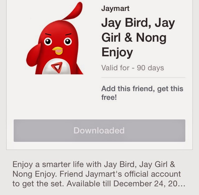 Jay Bird, Jay Girl & Nong Enjoy
