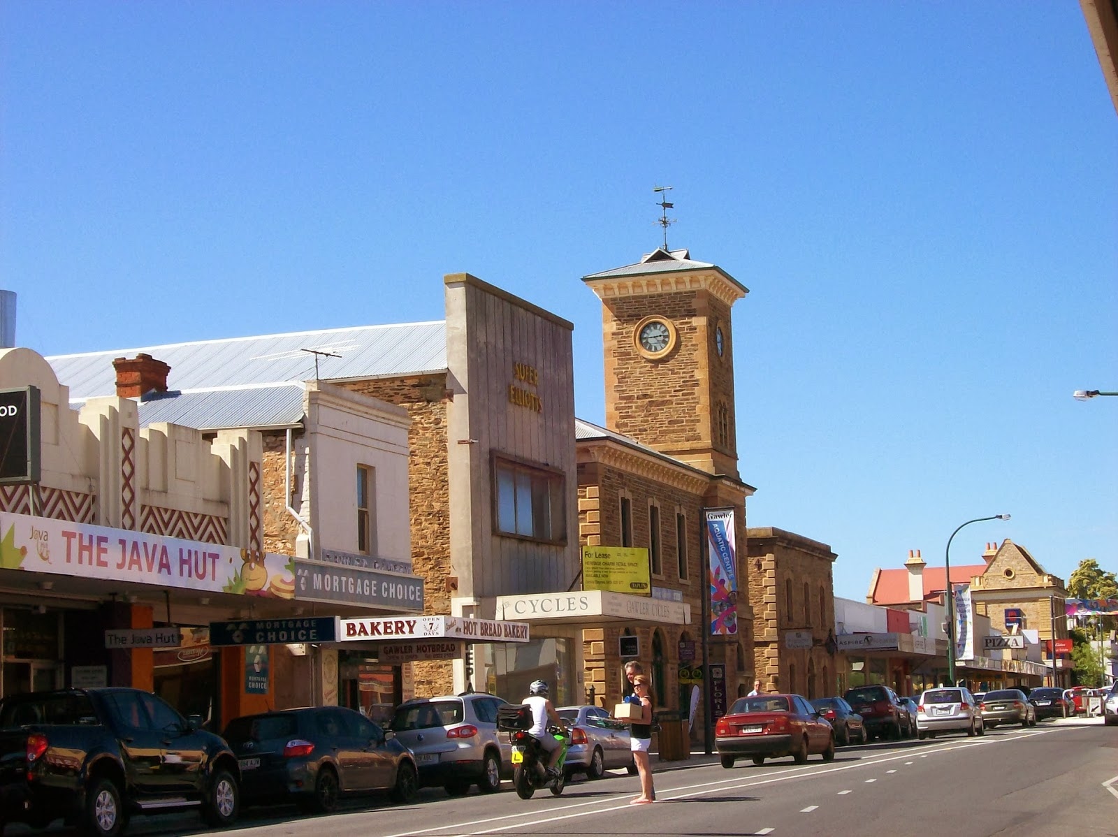 Gawler Australia  City new picture : Caroline Poh: A Bustling Country Town in South Australia