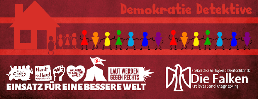 Demokratiedetektive Magdeburg