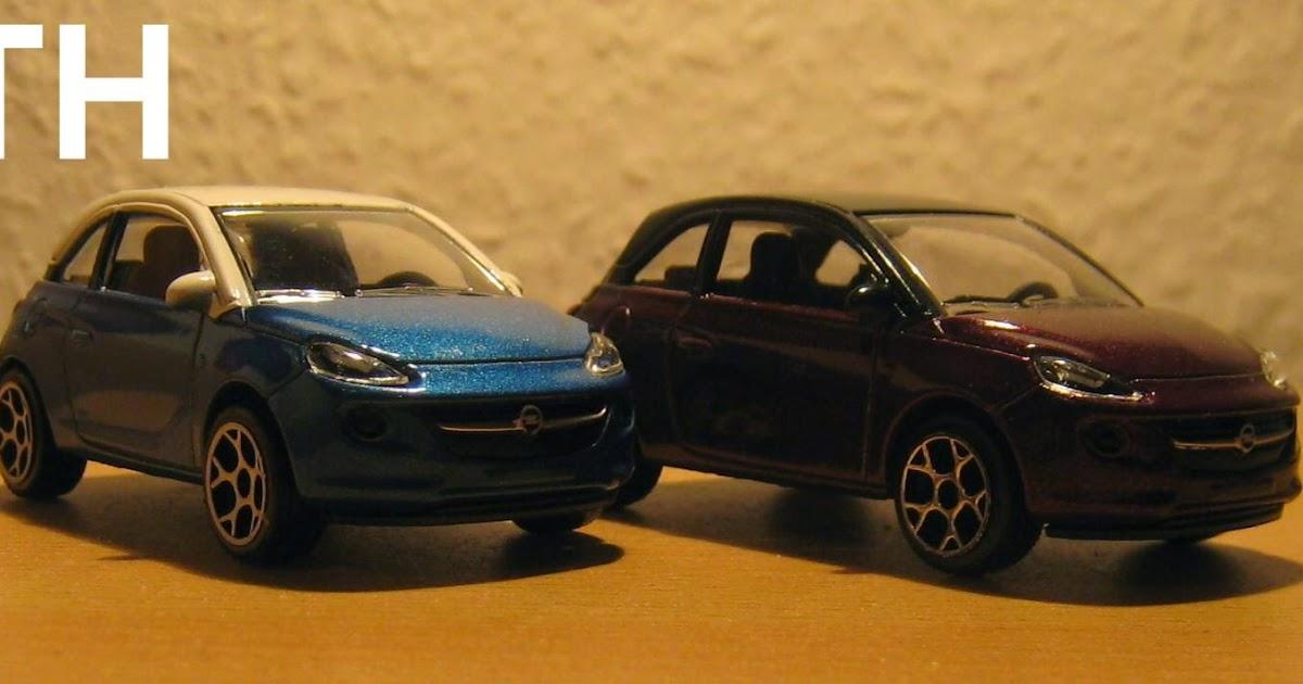 diecast modellautos opels gefragtestes modell ist nun bei majorette gelandet opel adam ref. Black Bedroom Furniture Sets. Home Design Ideas