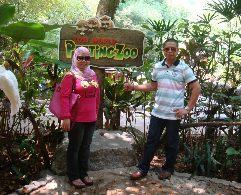 Cuti Cinta Lost World of Tambun