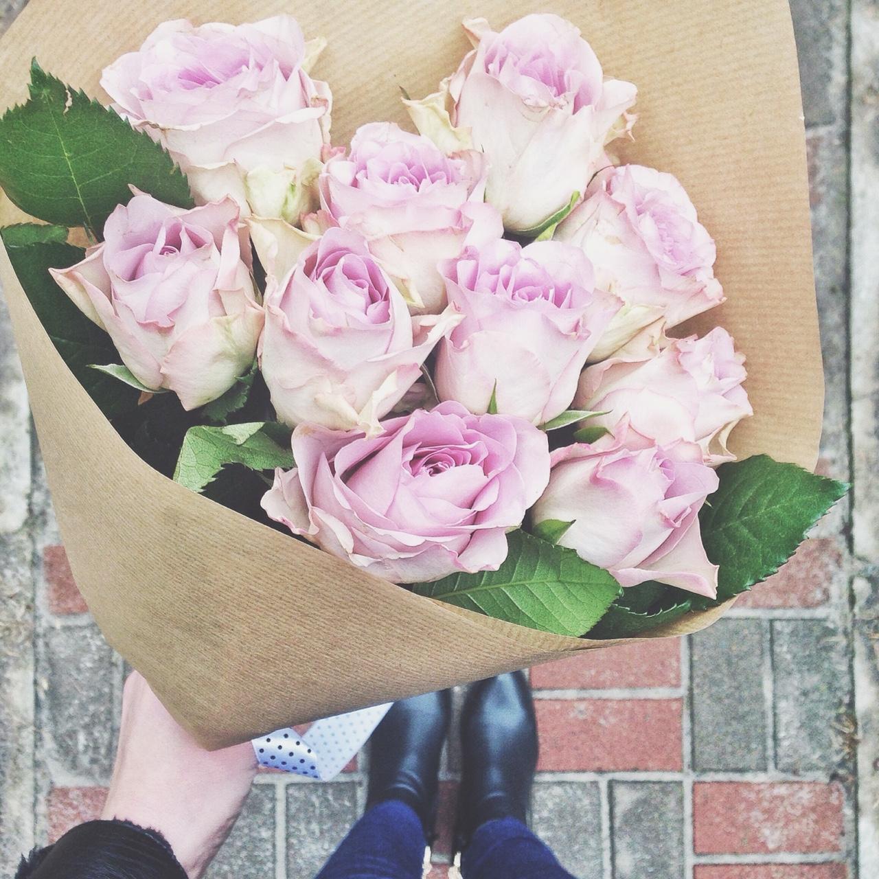 Фото для инстаграмм цветы 81