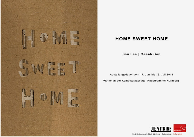 Home sweet home -Jisu Lee und Seaeh Son