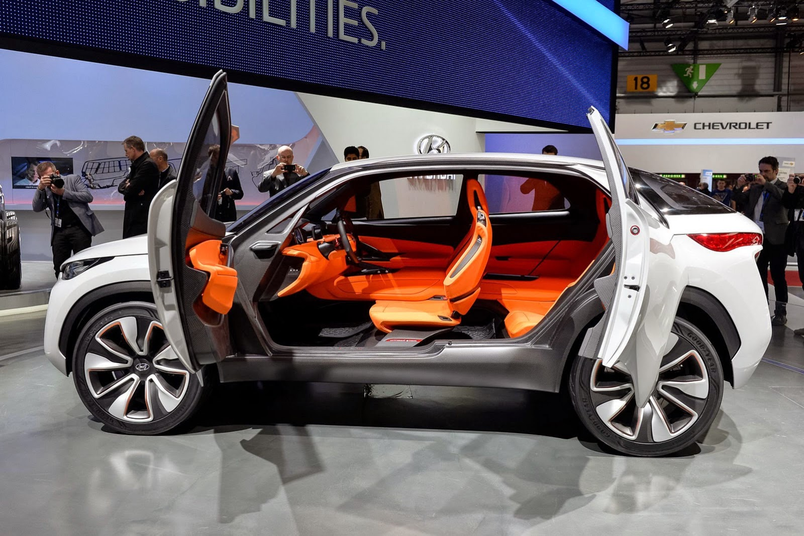 Hyundai Could Launch A Nissan Juke Rival In Europe And U S