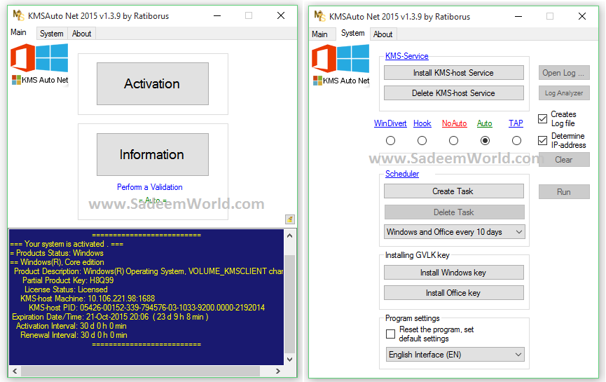 Kms activator office windows 8 1 - Mini kms activator office 2010 download ...