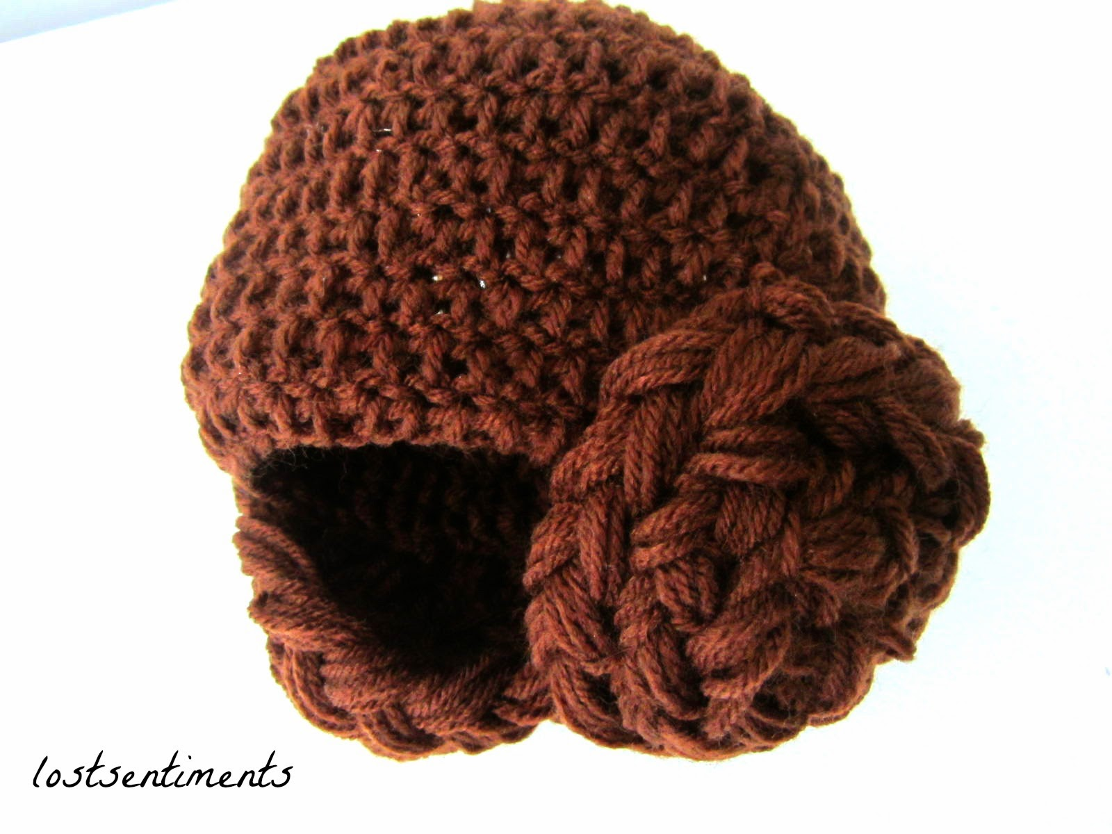 Crochet Pattern Princess Leia Hat : lostsentiments: Princess Leia Crocheted Hat for 3 - 6 ...