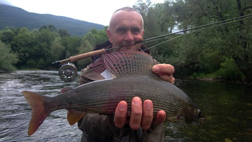 платная рыбалка в черногории