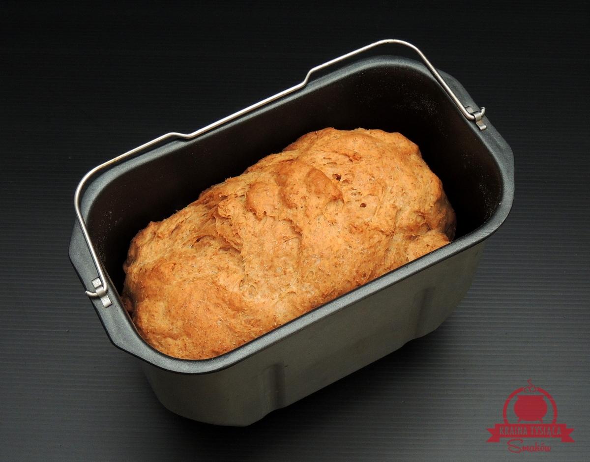 Pieczenie chleba w automacie