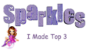 Top 3 at Sparkles Forum - 14th July