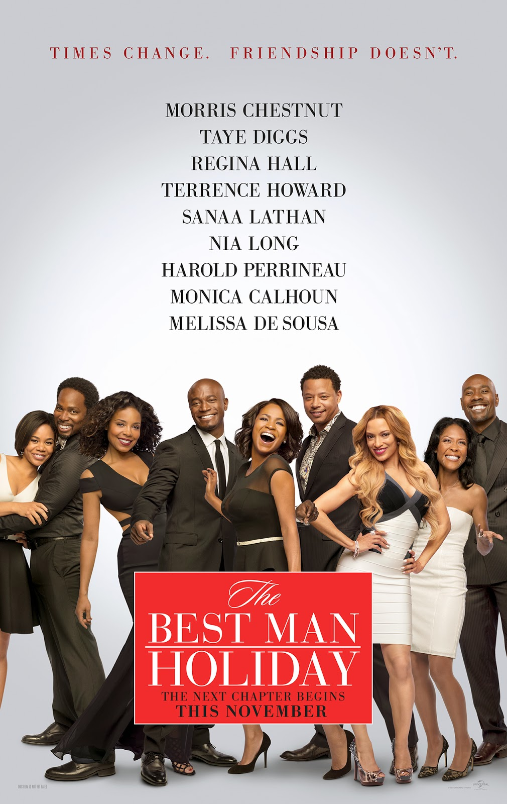 The 25 Days of Christmas: Day 3. The Best Man Holiday